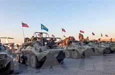 Nga lập trung tâm ứng phó nhân đạo ở thủ phủ Nagorny-Karabakh