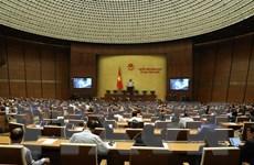 Kỳ họp thứ 10, Quốc hội khóa XIV: Thảo luận hai dự án Luật