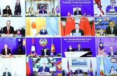 Mỹ lo ngại bị thụt lùi sau khi hiệp định RCEP được ký kết