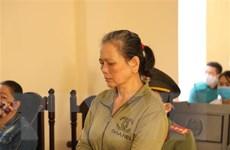 Long An: Con gái bạo hành mẹ ruột nhận mức án 4 năm tù