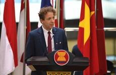 EU và ASEAN hướng tới hiệp định thương mại tự do giữa hai khu vưc