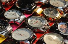 Xuất khẩu đồng hồ Thụy Sĩ giảm mạnh nhất trong 80 năm qua