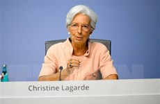 ECB kêu gọi EU sớm thông qua quỹ phục hồi kinh tế hậu COVID-19