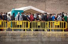 Chính phủ Tây Ban Nha chịu nhiều sức ép về vấn đề người di cư