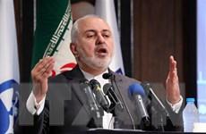 Iran hối thúc phương Tây dỡ bỏ các lệnh trừng phạt Syria