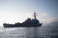Nga giám sát hoạt động của tàu khu trục Mỹ ở Biển Đen