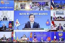 Hàn Quốc ghi nhận ASEAN ủng hộ nỗ lực hòa bình trên Bán đảo Triều Tiên