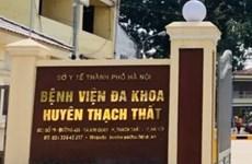 Sở Y tế yêu cầu làm rõ vụ bé 15 tháng tuổi tử vong tại BV Thạch Thất