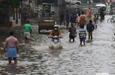 Ấn Độ sơ tán hàng nghìn người để tránh cơn bão Nivar