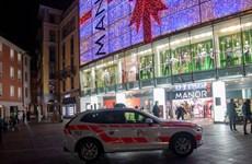 Thụy Sĩ: Tấn công bằng dao ở Lugano có liên quan đến khủng bố