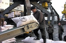 Trao đổi thương mại Trung-Triều giảm mạnh do đóng cửa biên giới