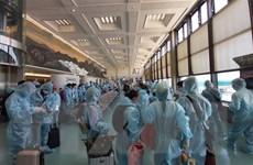 Dịch COVID-19: Đưa 368 công dân Việt Nam từ Macau về nước