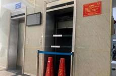 Hà Nội: Điều tra vụ thang máy chung cư rơi tự do, hai người bị thương