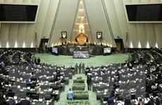 Quốc hội Iran thông qua dự luật tăng sản lượng, cấp độ làm giàu urani