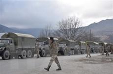 Thổ Nhĩ Kỳ và Nga nhất trí về giám sát ngừng bắn tại Nagorny-Karabakh