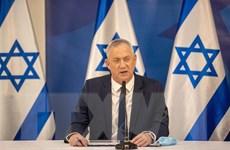 Israel: Lãnh đạo Đảng Xanh-Trắng ủng hộ giải tán Quốc hội