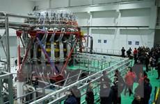 Mặt Trời nhân tạo thế hệ mới của Trung Quốc đi vào hoạt động