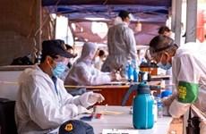 Dịch COVID-19: Lào phong tỏa đặc khu kinh tế tại Luang Namtha