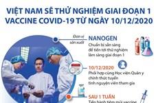 Quy trình thử nghiệm vắcxin COVID-19 giai đoạn 1 tại Việt Nam
