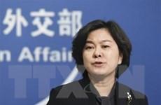 Trung Quốc lên tiếng phản đối các biện pháp trừng phạt của Mỹ