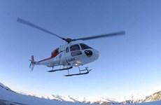 Rơi trực thăng ở miền Đông Nam nước Pháp, năm người thiệt mạng