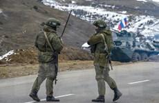 Armenia thảo luận với Nga về vấn đề biên giới Armenia-Azerbaijan
