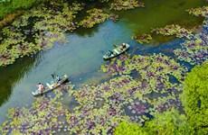 Chìm đắm trong vẻ đẹp hoang sơ của Thung Nắng, nơi yên bình lắng đọng