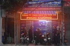 Thái Bình: Bắt giữ Giám đốc Công ty dịch vụ vận tải Phúc Cường