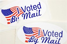 1 triệu cử tri Georgia yêu cầu bỏ phiếu bầu Thượng viện qua bưu điện