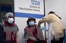Gần 140.000 người tại Anh đã được tiêm chủng vắcxin COVID-19