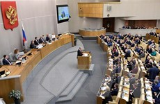 Hạ viện Nga thông qua dự luật phạt công chức xúc phạm công dân