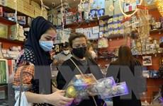 Không khí Giáng sinh hiếm có tại cái nôi của đạo Hồi Saudi Arabia