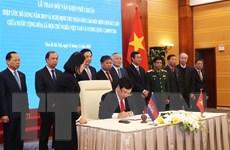 84% biên giới trên đất liền Việt Nam-Campuchia được phân giới cắm mốc