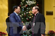 Đồng bào Công giáo đóng góp tích cực vào sự phát triển của Thủ đô
