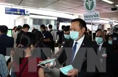 Phó Thủ tướng kiêm Bộ trưởng Y tế Thái Lan cách ly tại nhà