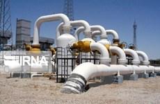 Iran thông báo khôi phục xuất khẩu khí đốt sang Iraq