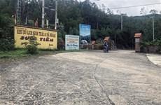 Bình Định: Làm rõ việc xây dựng trái phép tại Khu du lịch Suối Tiên