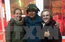 Tìm thấy 2 nữ du khách nước ngoài bị lạc khi leo đỉnh Lang Biang