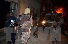 Thổ Nhĩ Kỳ bắt giữ gần 270 nghi phạm khủng bố trong tháng 12