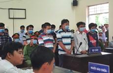 Tuyên phạt các bị cáo trong vụ thương lái dàn cảnh trộm tôm tại Cà Mau