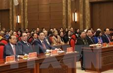 Thành phố Hà Nội gặp mặt các thế hệ đại biểu Quốc hội
