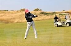 Phê duyệt đầu tư các dự án sân golf tại Thừa Thiên-Huế và Vĩnh Phúc