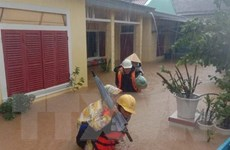 Hỗ trợ hơn 89 tỷ đồng khắc phục thiệt hại do thiên tai tại 5 tỉnh