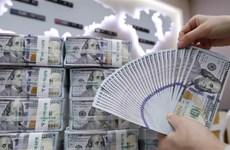 Dự trữ ngoại hối của Hàn Quốc tăng tháng thứ 9 liên tiếp