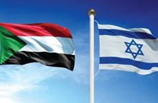 Sudan ký Hiệp định Abraham về bình thường hóa quan hệ với Israel