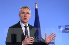NATO: 2021 là năm cải thiện quan hệ xuyên Đại Tây Dương