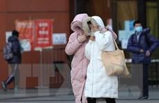 Thủ đô Bắc Kinh trải qua buổi sáng lạnh nhất trong hơn 50 năm