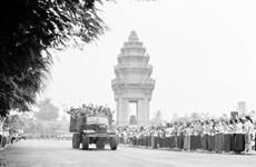 Campuchia mãi ghi nhớ sự hy sinh của chiến sỹ tình nguyện Việt Nam