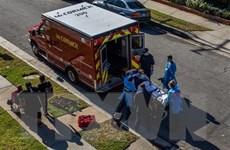 Mỹ: Bệnh viện và dịch vụ tang lễ ở California trong tình trạng quá tải