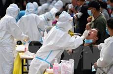 Trung Quốc đại lục ghi nhận thêm nhiều ca lây nhiễm cộng đồng